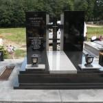 Pomnik Indian Black + Bohus Grey