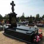 Nagrobek granit Szwedzki